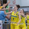 CE de baschet feminin U20 - Divizia B - România s-a calificat în semifinale