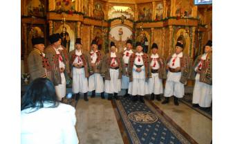 Aleşd. Festival de colinde şi obiceiuri creştine - O ediţie jubiliară