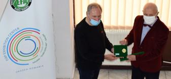 Cel mai reputat artist fotograf din România - Medalia de aur pentru Nagy Lajos