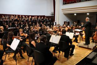 Vineri, 8 ianuarie, la Filarmonica de Stat Oradea - Al treilea concert de Anul Nou