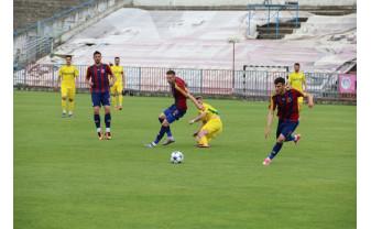 Bihorul e slab reprezentat în fotbalul naţional - Doar Luceafărul mai pâlpâie