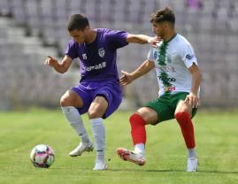 Politehnica Timişoara – CA Oradea 4-0 - Un nou eşec usturător cu o echipă de Liga a II-a