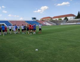 CA Oradea și Lotus Băile Felix au revenit la antrenamente - Din nou în iarbă