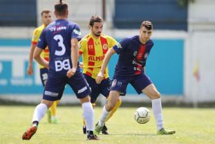 """Ripensia Timișoara – CA Oradea 4-0 - """"Subordonați"""" în primul amical"""