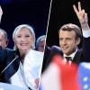 Franţa. Rezultate oficiale - Macron și Le Pen în turul doi