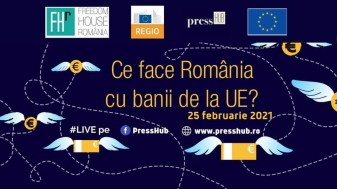 Vulnerabilitățile și oportunitățile fondurilor europene - Conferință on-line