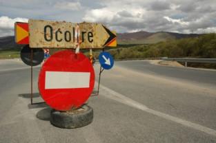 Pe drumul Oradea-Fughiu - Închidere temporară a circulației rutiere