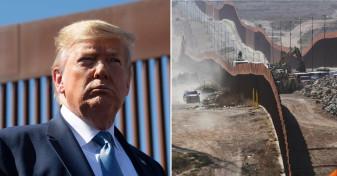 """Preşedintele Trump ar fi sugerat un zid electrificat şi un șanț cu aligatori - """"Graniţa horror"""" cu Mexicul"""