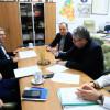 Discuţii cu reprezentanţii TransGaz - Strategia pe gaz a Bihorului