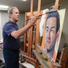 """George W.Bush, """"portretist"""" al veteranilor americani - O expoziţie inedită"""