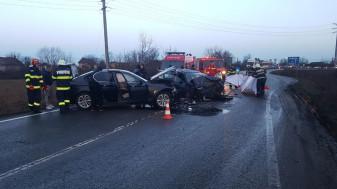 Şoferul vinovat, un bărbat din Craiova, avea permisul suspendat - Accident cu trei victime în Gepiu