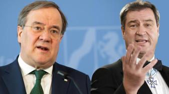 Germania. Doi candidaţi, Armin Laschet şi Markus Soeder - Succesorul cancelarului Merkel