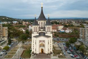 Centenarul reînființării Episcopiei Ortodoxe Române a Oradiei - Catedrala, târnosită în 20 septembrie