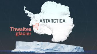 Regele gheţarilor urcă nivelul oceanului planetar - Colosul din Antarctica