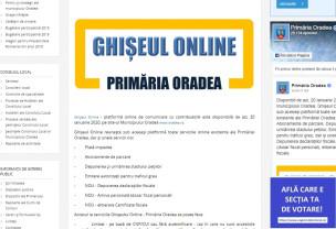 """De luni, 20 ianuarie - """"Ghișeul Online"""" este disponibil"""