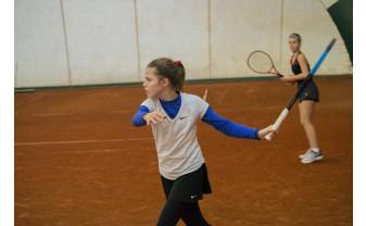 Selecție Națională la tenis de câmp - Giulia Popa reprezintă CSM Oradea