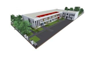 În Parcul Industrial I, din fonduri europene - Începe construcția unei creșe și grădinițe