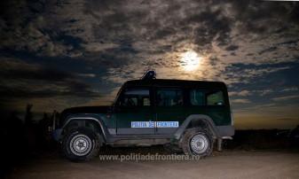 Şaisprezece cetăţeni din Irak și Afganistan - Opriți la graniţa cu Ungaria