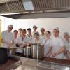 Elevii Liceului Romano-Catolic au gătit - Gulaş pentru nevoiaşi