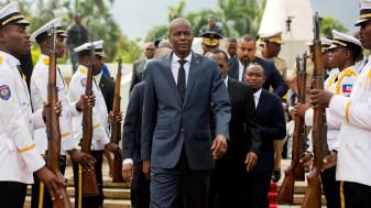 Preşedintele statului Haiti, Jovenel Moïse - Asasinat de mercenari străini