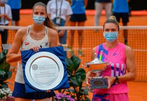Moral bun pentru Roland Garros - Simona Halep, laureată la Roma