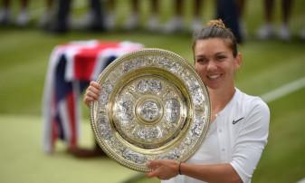 """Simona Halep, despre anularea turneului de la Wimbledon - """"Sunt tristă să aud asta"""""""