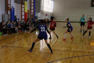 CSU Oradea – CSU Reșița - Primul joc pe teren propriu