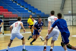 Turneu de hanbdal masculin la Sighișoara - CSM Oradea, pe locul al doilea la Cupa Cetății