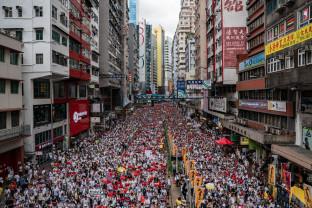 Protestele din celebra meteropolă chineză sfidează autoritarismul - Lecţii din Hong Kong
