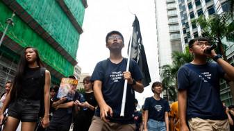 Hong Kong - Lideri ai protestelor, arestați!
