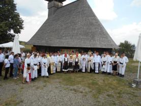Anul omagial al satului românesc - Sărbătoare la Hotar