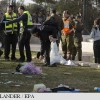 Un camion a intrat într-un grup de pietoni : 4 soldați morți, 15 răniți - Atentat la Ierusalim