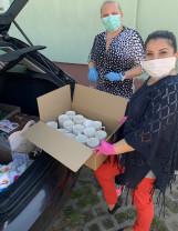 În perioada sărbătorilor pascale, Kiwanis Art Oradea - Aproape de copiii nevoiași