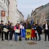 Îmbrăţişări basarabene pe Republicii - Festivalul cultural Basarabia