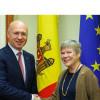 În Republica Moldova, a fost inaugurat - Un oficiu de legătură NATO