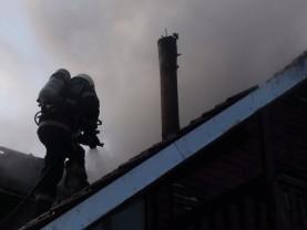 Incendii în Oradea, Ciocaia și Galoșpetreu - Sezonul incidentelor casnice