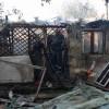 Şi în zile cu ploi şi furtuni pompierii au avut de furcă - Opt incendii în şase localităţi