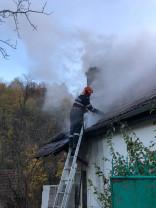 Pompierii vă reamintesc măsurile de apărare împotriva incendiilor - Incendiu în Sânmartin
