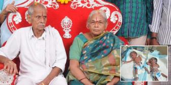 O indiancă de 74 de ani - Cea mai în vârstă femeie din lume care a născut gemeni