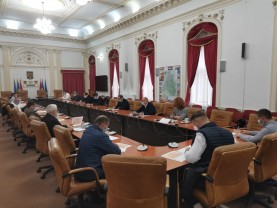 Şedinţă cu primarii la CJ - Efort comun cu primăriile pentru dezvoltarea județului