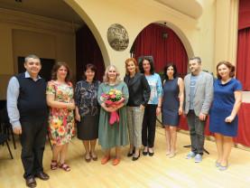 Actrița Ioana Dragoş Gajdo, invitată specială - Întâlnirea asistenţilor personali