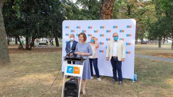 Agenda electorală - Parc peste halda de şlam Alumina