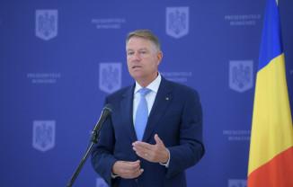 Klaus Iohannis: Starea de alertă va fi prelungită