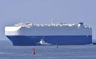 Explozie pe un vapor israelian în Golful Oman - suspect de serviciu, Iranul - Israelul ameninţă cu represalii