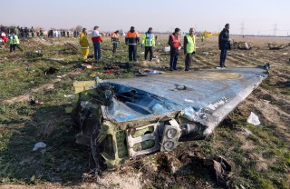 Ancheta în cazul avionului ucrainean doborât de Iran - Tensiuni diplomatice
