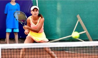 Debut victorios la Winners Open - Irina Bara a învins-o pe Georgia Crăciun