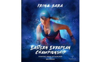 "Irina Bara, la ""Eastern European Championship"""
