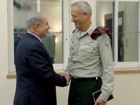 """Alegerile din Israel au produs o surpriză - Beni l-a egalat pe """"Bibi"""""""