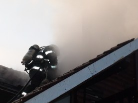 Pompierii bihoreni au avut un sfârșit de săptămână plin de intervenții - Două zile, 280 de misiuni