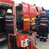 Zeci de misiuni ale pompierilor în perioada Sărbătorilor - Depozit în flăcări